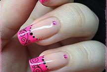 nail ideas / by Bridgette Vascik
