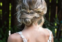 Bröllop frisyrer
