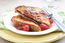 Breakfast Recipes / by Lindsay Hiller