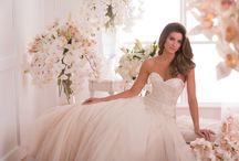 Jasmine Wedding Gowns / A selection of beautiful wedding gowns