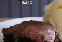 Sweet Treats / Sweet treats and dessert recipes that we love and want to make.