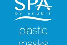 Anubis Barcelona SPA Plastic Masks