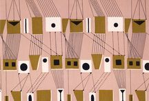 Inspiration: Lucienne Day Textiles