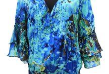 Cute spring blouses