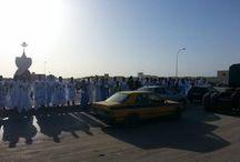 حملة ماني شاري كزوال، تواصل وقفاتها الإحتجاجية