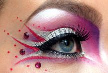 Mermaid Makeup / All types of mermaid makeup, for dry land use and wet gigs, here is an idea folder just for you!
