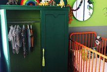 Kid Bedroom Decoration Ideas
