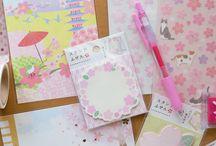 Kawaii Japanese Stationery