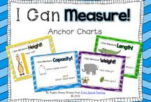 Measurement / by Glenda Hance