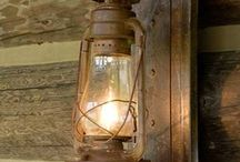 Lamp / Lamps, lighting fixtures, lamps Edison, steampunk, the chandeliers of glass jars, Jack Daniels, DIY lamps