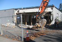 New building construction / Progress toward Downtown Bellingham Co-op Corner awesomeness!