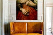 art and interiors