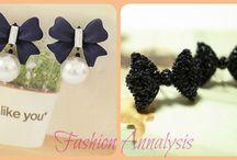 ΣκουλαρίκΙα σε ΤΙΜΕΣ ΕΚΠΛΗΞΗ ! / Υπέροχα σκουλαρίκια , για κάθε περίσταση και στυλ. Διαλέξτε το δικό σας ζευγάρι και στείλτε μας στο Facebook ( https://www.facebook.com/fashionannalysis ) Fashion Annalysis  inbox για ο,τι χρειαστείτε !