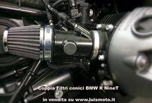 Filtri a cono per BMW R NineT in vendita su www.luismoto.it / Filtri a cono per BMW R NineT in vendita su www.luismoto.it