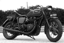Bike's : Triumph Bonneville and others