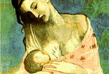 Art: Mother and Child