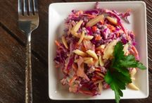 Recipes salads and side dishes