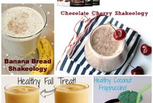 Shakeology / by Sarah Livingston