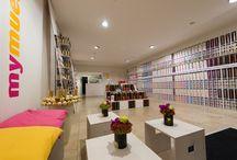 mymuesli-Läden / mymuesli gibt es auch Offline. Mittlerweile in vielen verschiedenen Städten in Deutschland, Österreich und der Schweiz! Wir feinen Blick herein!