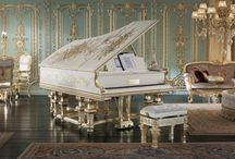 Luxury Pianos - Modenese Gastone exclusive masterpieces