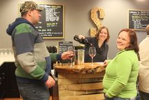 Wine Lovers Unite / Along with craft brews, wine is a favorite of Thurston County, Washington inhabitants.