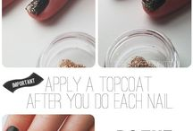Nails & beauty bits