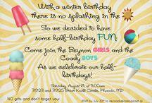 Faith's Half Birthday Party