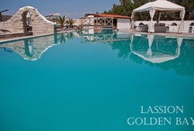 Lassion Golden Bay /  ADD COLOUR TO YOUR WORLD !