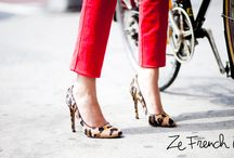 Everyone needs a little leopard print / by Katie Moll
