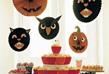 Fall/Halloween / by Christie Burns