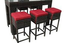 Outdoor Dinning Sets / Best outdoor dinning sets that Transform any outdoor living space into a welcoming place.