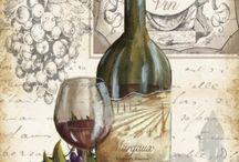 Papel - vinho
