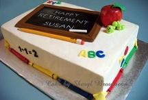 Cake decoration...