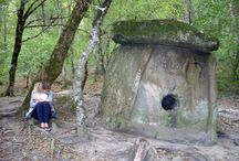 Sacred Russia Journey / In 2007 we started our Dolmen Retreats in Pshada village (Krasnodar region of Russia) because we wanted to help inspire spiritual shifts and transformations, to create change in people's everyday life.  Welcome to the Journey! - http://www.spaceoflove.com/dolm_tour.htm