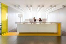 reception desk_inspiration