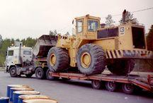 Sisu Power truck