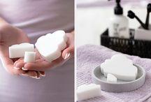 Decoración hogar: baño / Home decor: Bathroom / Descubre ideas para la decoración de tu baño: accesorios de baño, muebles para el baño, soluciones de almacenaje para baños pequeños, jabones hechos a mano, textiles de baño y muchas cosas más.