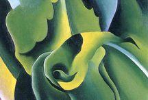 ART - Georgia O'Keeffe