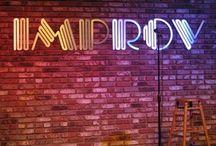 Theater / Impro, humor en indruk