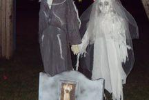 2012 Halloween Cemetery