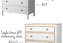 Ikea hacks / by Kristina Perry