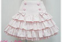 girl dress and skirts