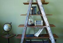 Ladder Diy / by Christine Jensen