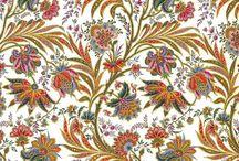 Jacobean / Ornamental + Botanical / by Bethany Curran