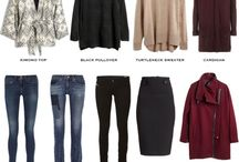 Clothes to buy