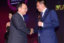 JNA Awards 2013 / China Stone continues to achieve excellence at high-precision cut calibrated gemstone manufacturing, as its director, Li Chongjie, receives two awards at the Manufacturer of the Year and Industry Innovation ceremony at the JNA held at the Grand Hyatt Hotel, Hong Kong.