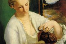 Edouard Manet / French artist (1832-1832)