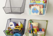 Children's Bedroom Storage