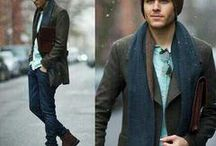 Men's Fashion / by Malissa Suson