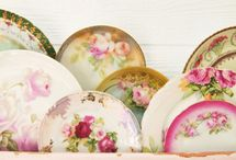 Pretty china pieces